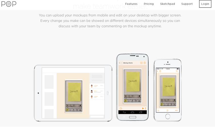 pop-app-mobile-app-design-tool