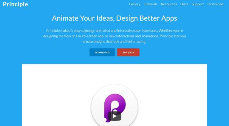 Principle-Mobile-App-UI-Design-Tool