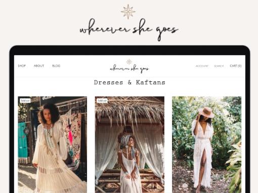 Online Lifestyle Boutique
