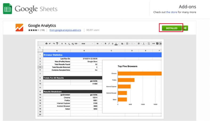 1-google-analytics-add-on-to-sheets