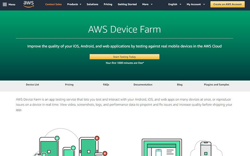 Amazon-Mobile-App-Testing