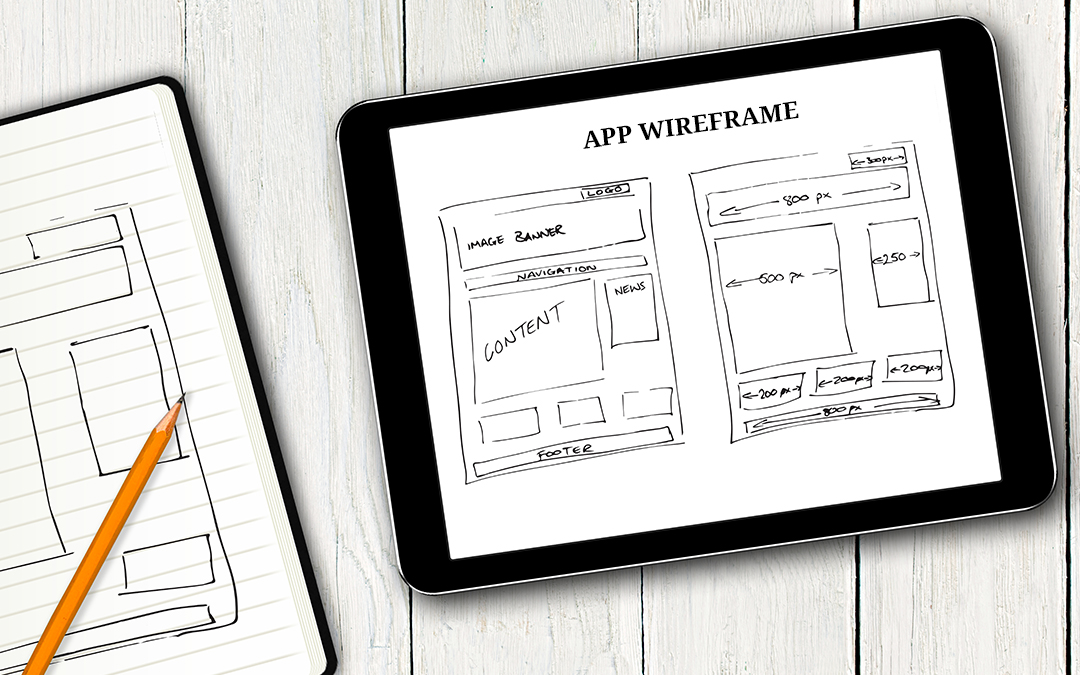 App-Wireframe-Planning