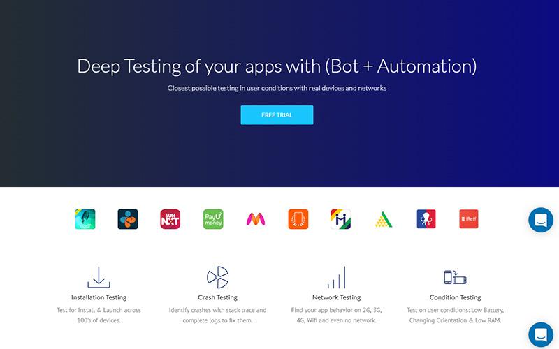 Appachhi-Mobile-App-Testing-Tool