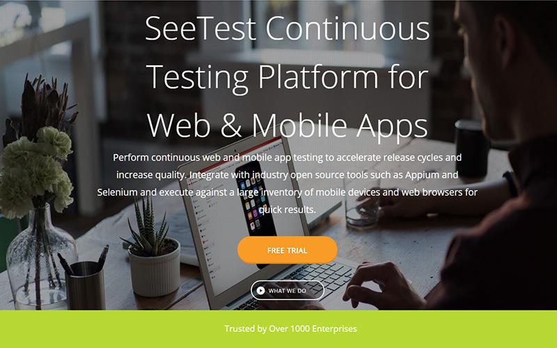 Experitest-Mobile-App-Testing-Tool