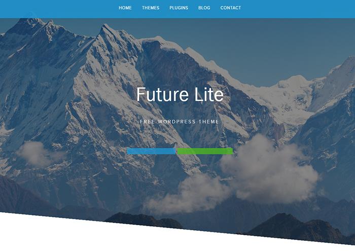 Future-lite-theme