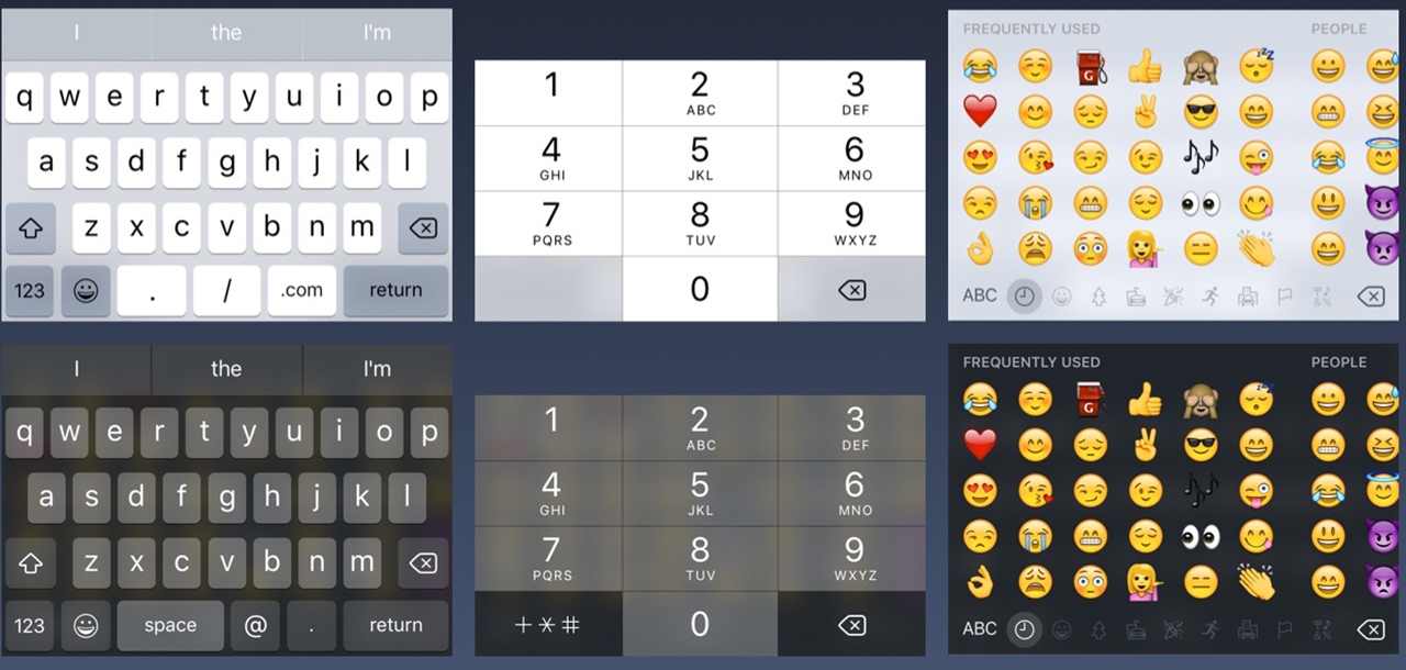 Keyboard-ios-app-design