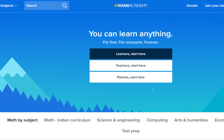 Khan-Academy-Code-Learning