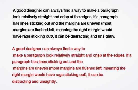 Margin-and-Guide-Typography