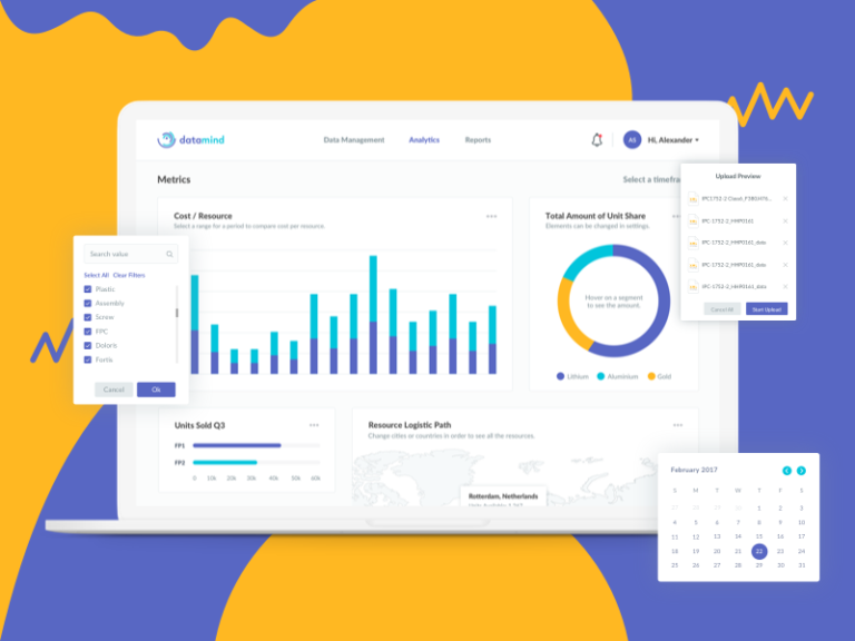 Metrics-Dashboard-Design