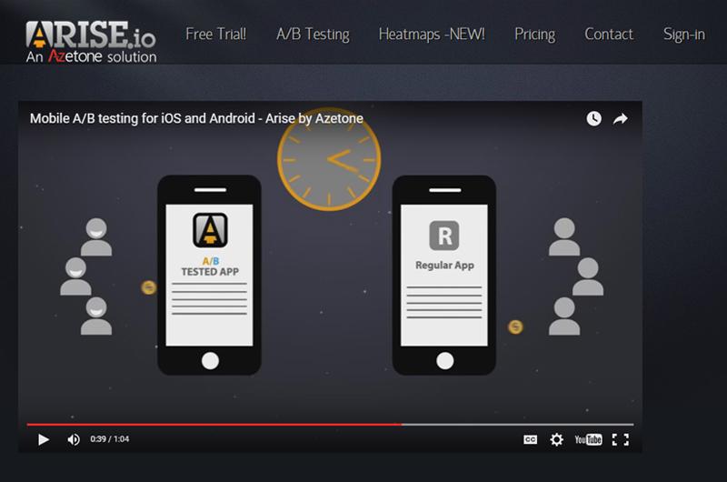 Mobile App A/B Testing Tips