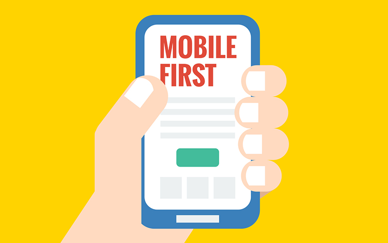 Mobile-first-approch
