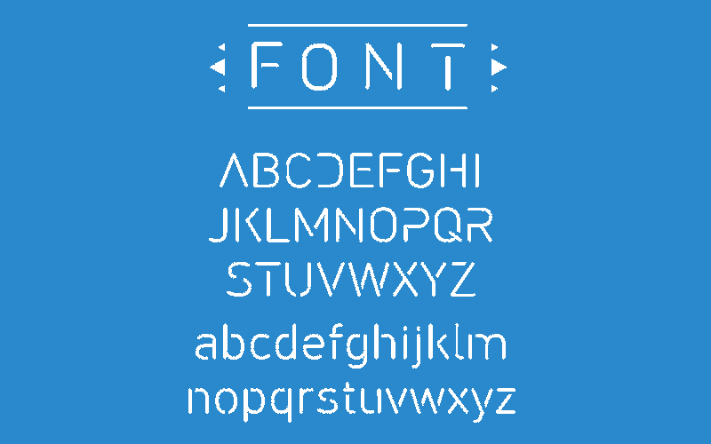 Open-To-Fonts-Web-Design