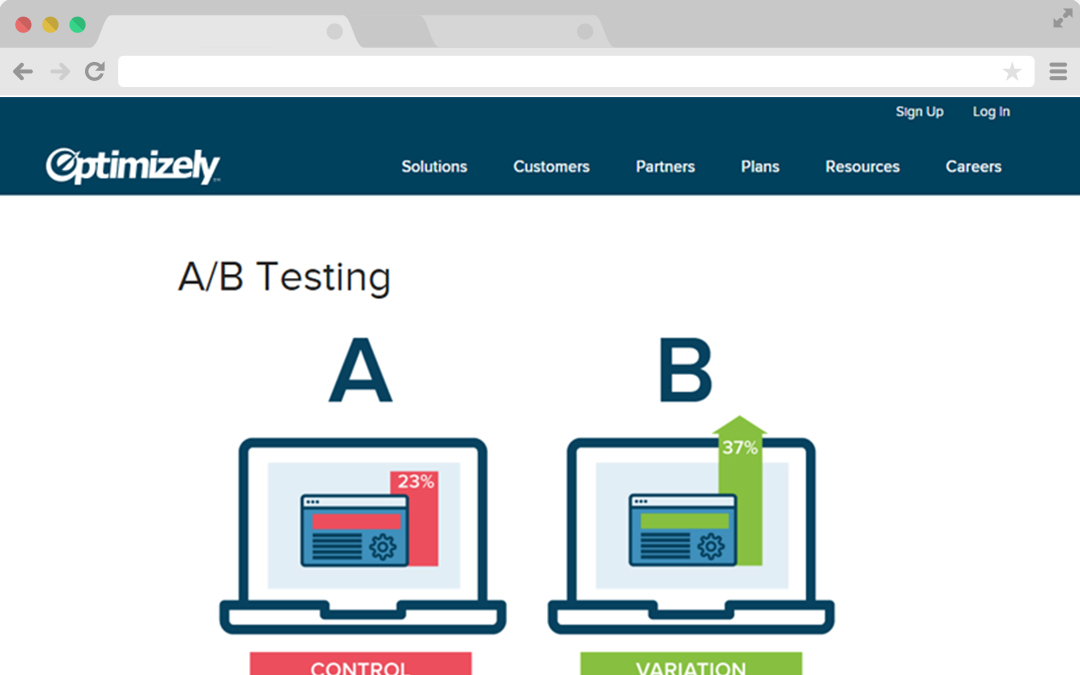 Optimizely Mobile App AB Testing