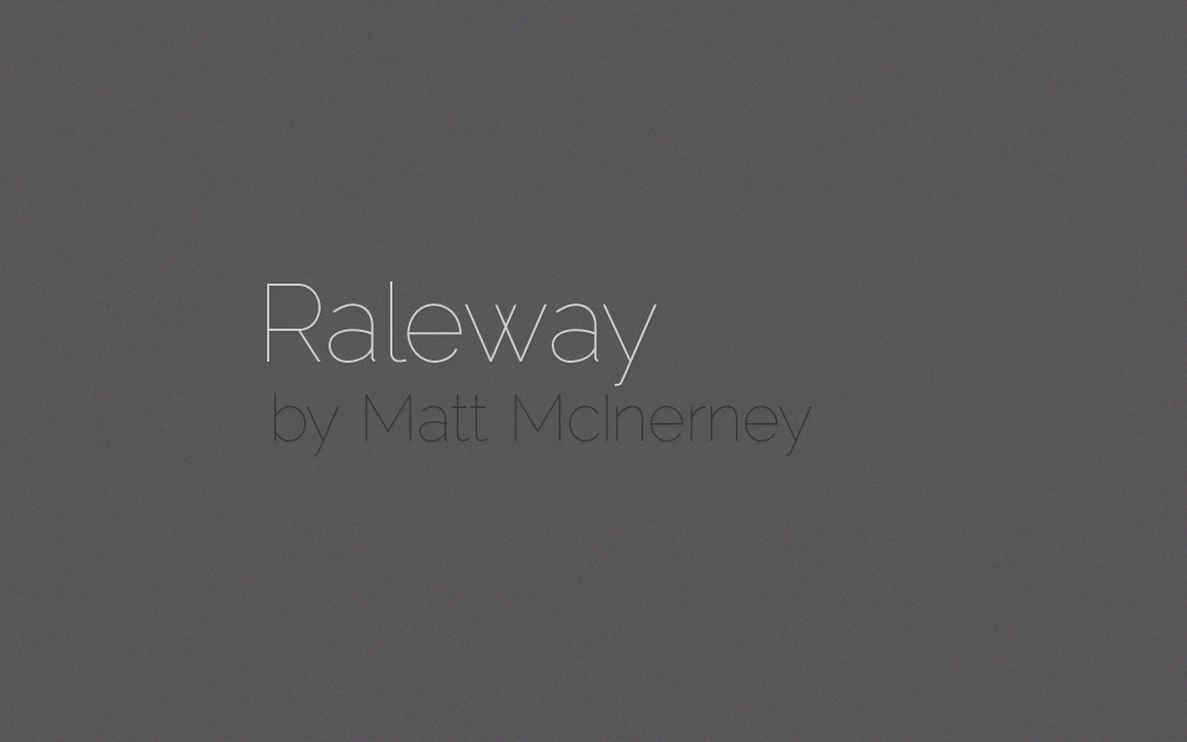 Raleway Font Style