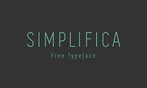 Simplifica-font