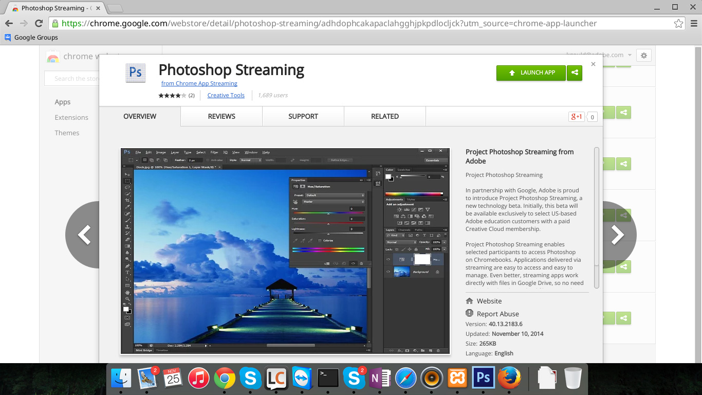 Streaming-Photos-on-chrome