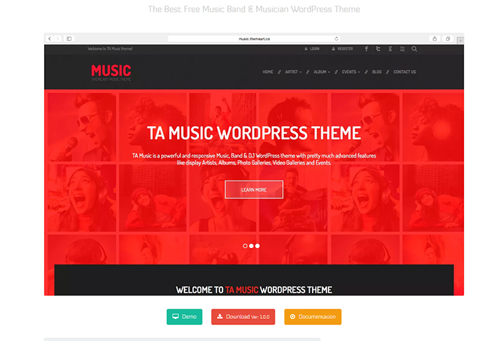 ta-music-wordpress-theme-free