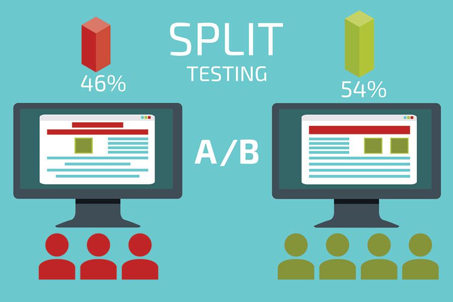 UX ab testing