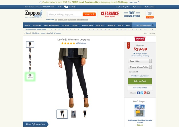 UX in ecommerce