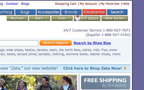 UX tips ecommerce