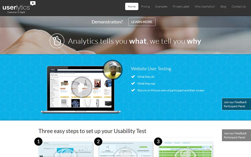 Userlytics-Usability-Testing