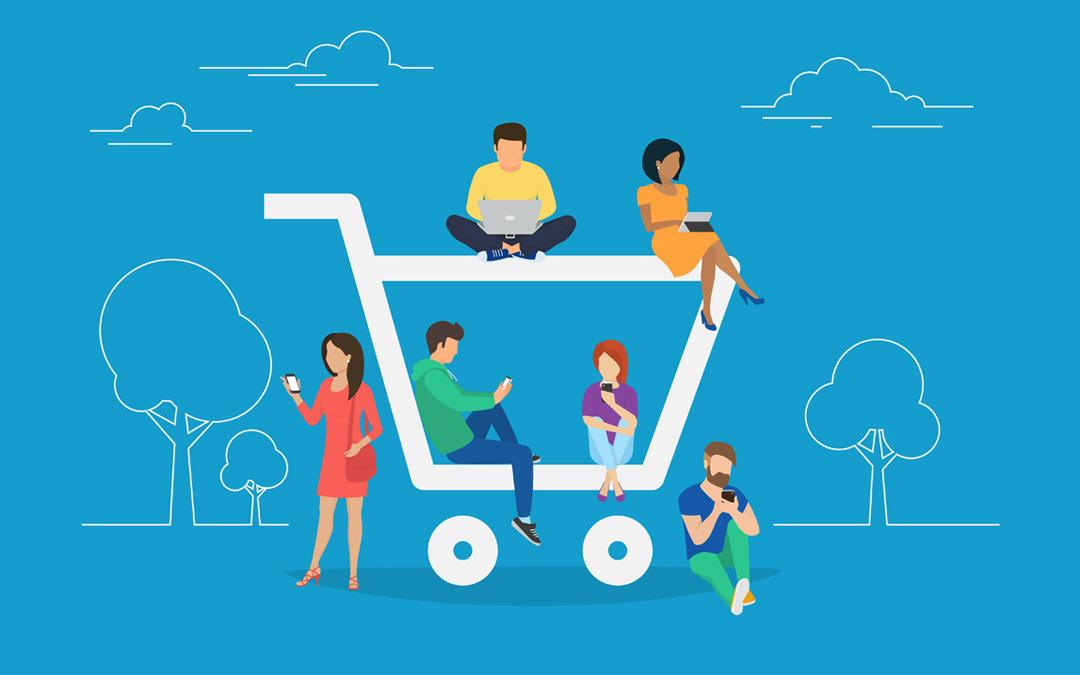 basics e-Commerce Design for users
