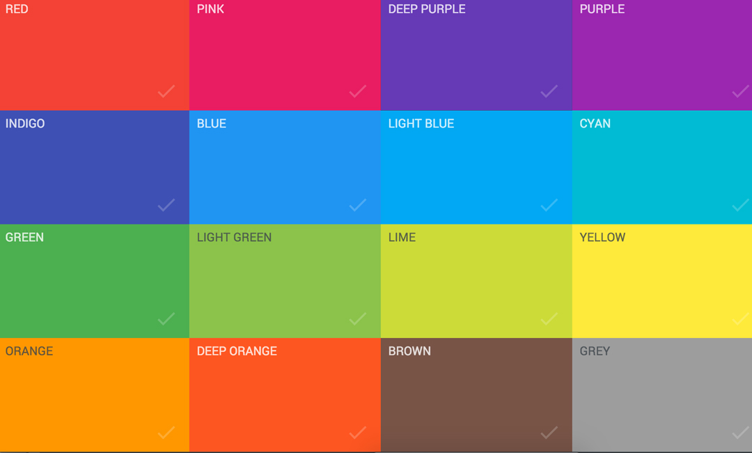 color-code-web-design