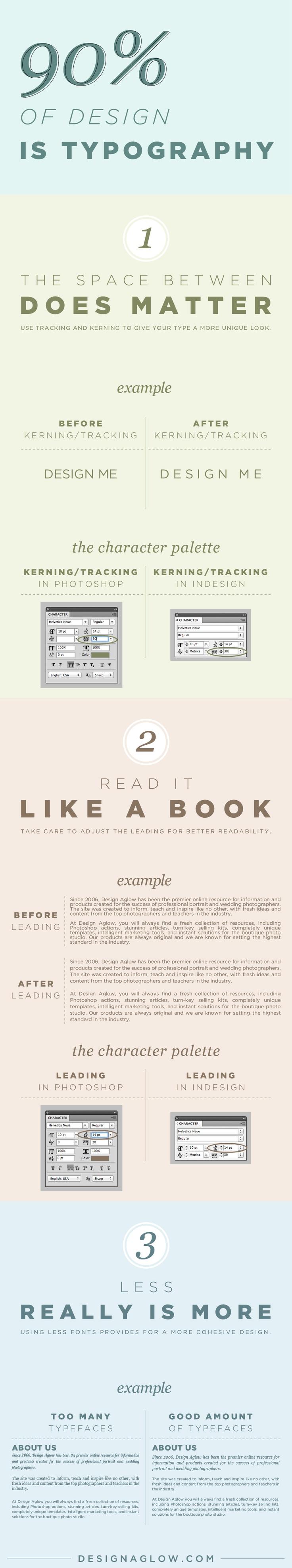 design is typography
