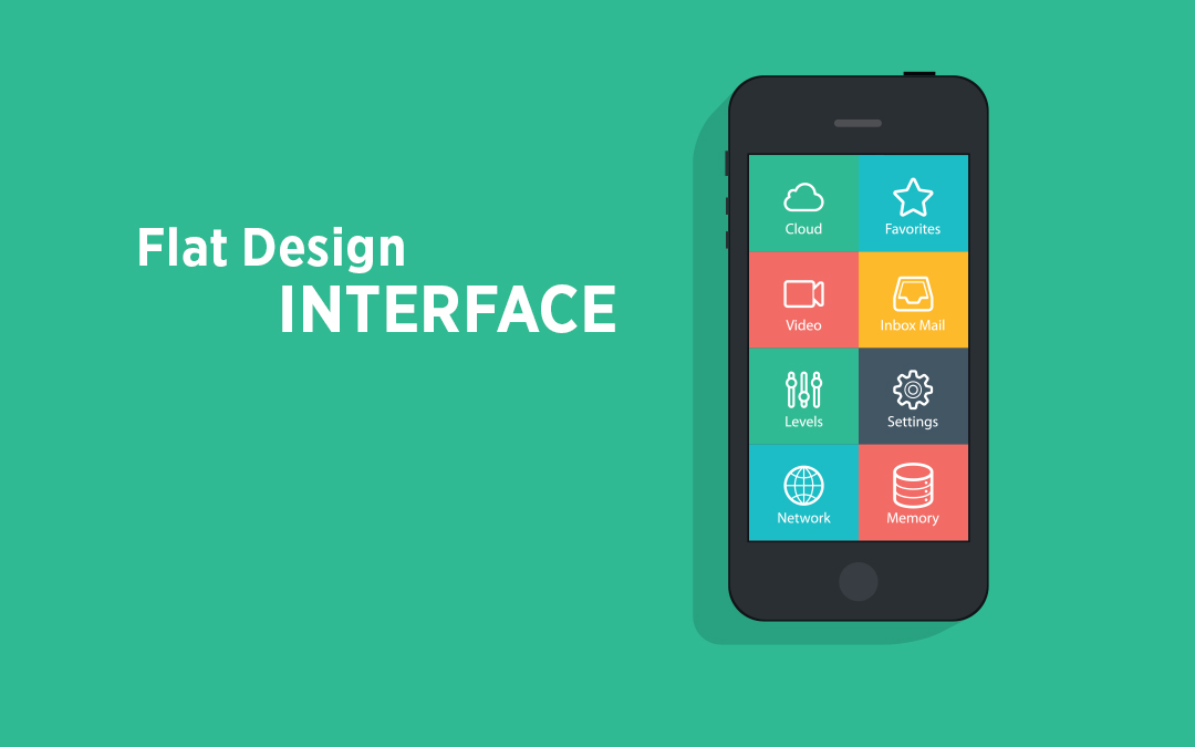 flat-design-interface