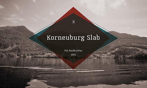 korneuburg-slab-font