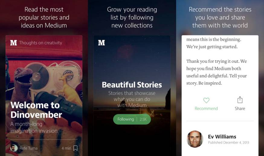 medium-app-testing