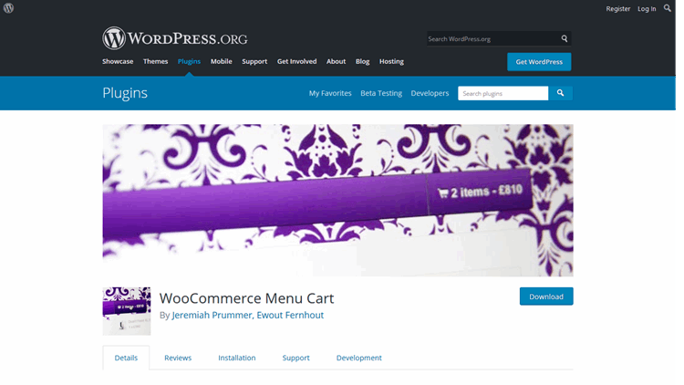 Wordpress-plugin-woocommerce-menu-bar-cart-06c786