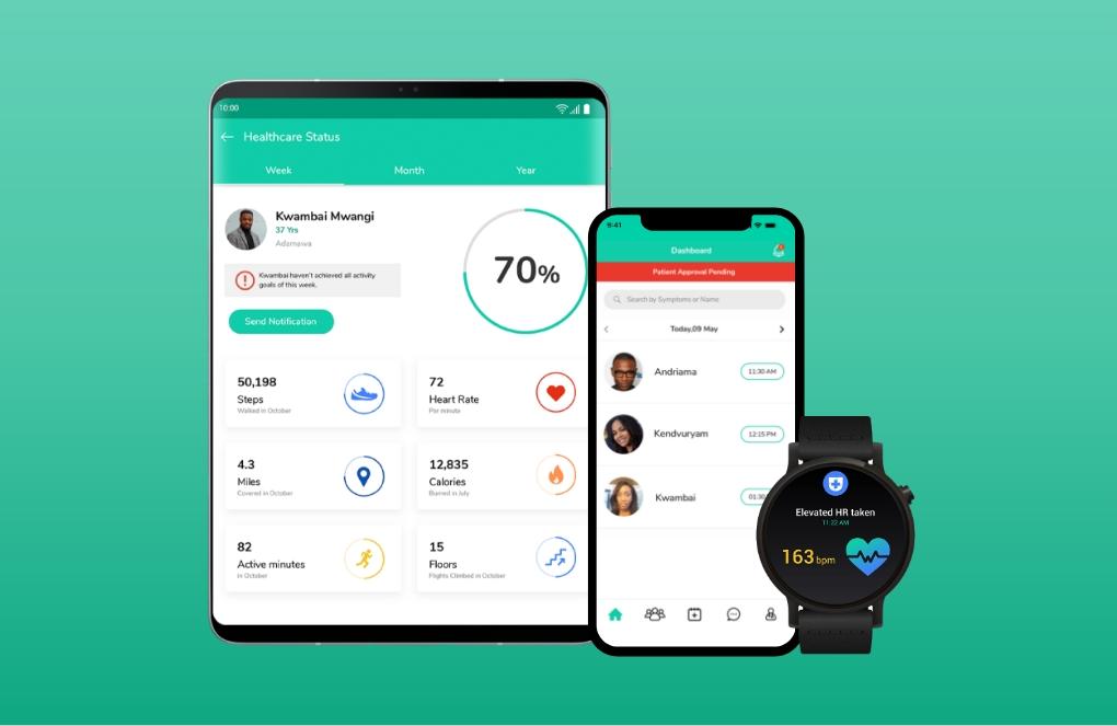 Healthcare Saas App