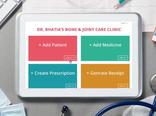 Clinic Patient Billing Software