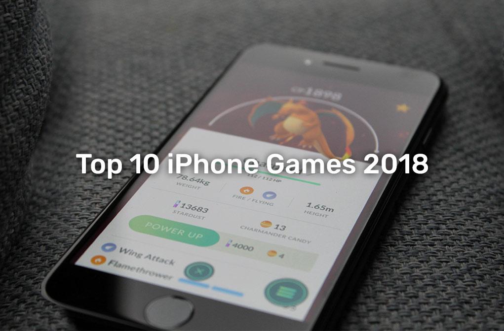 Top 7 iOS iPhone Mobile App Games 2018