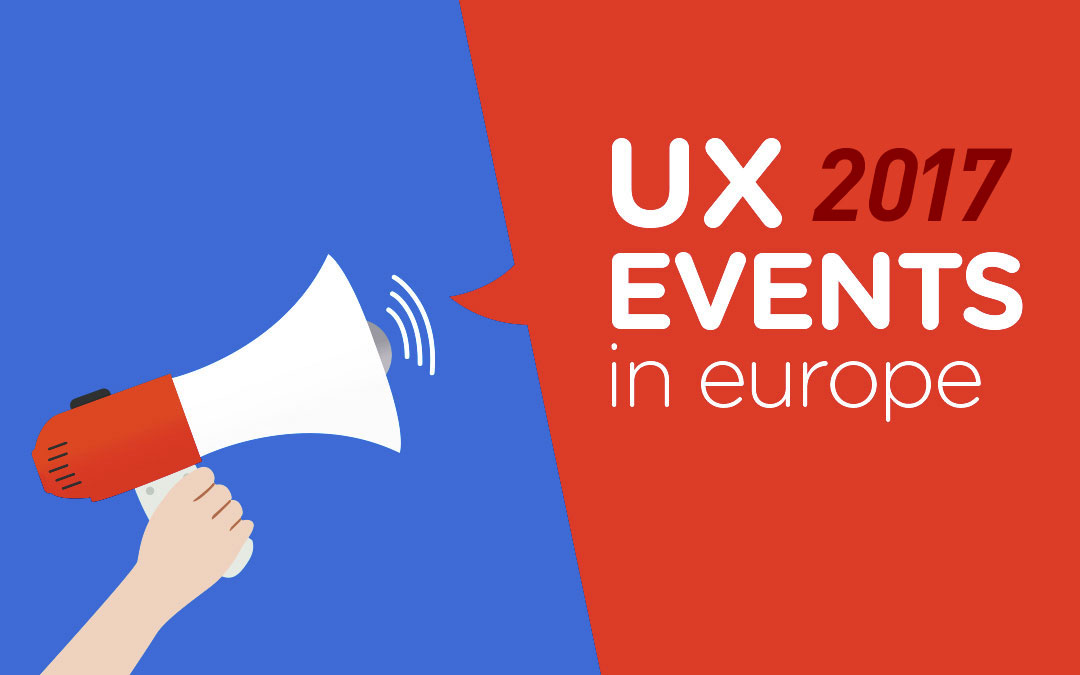 Best European UI UX Event and Conferences in 2017 — Divi