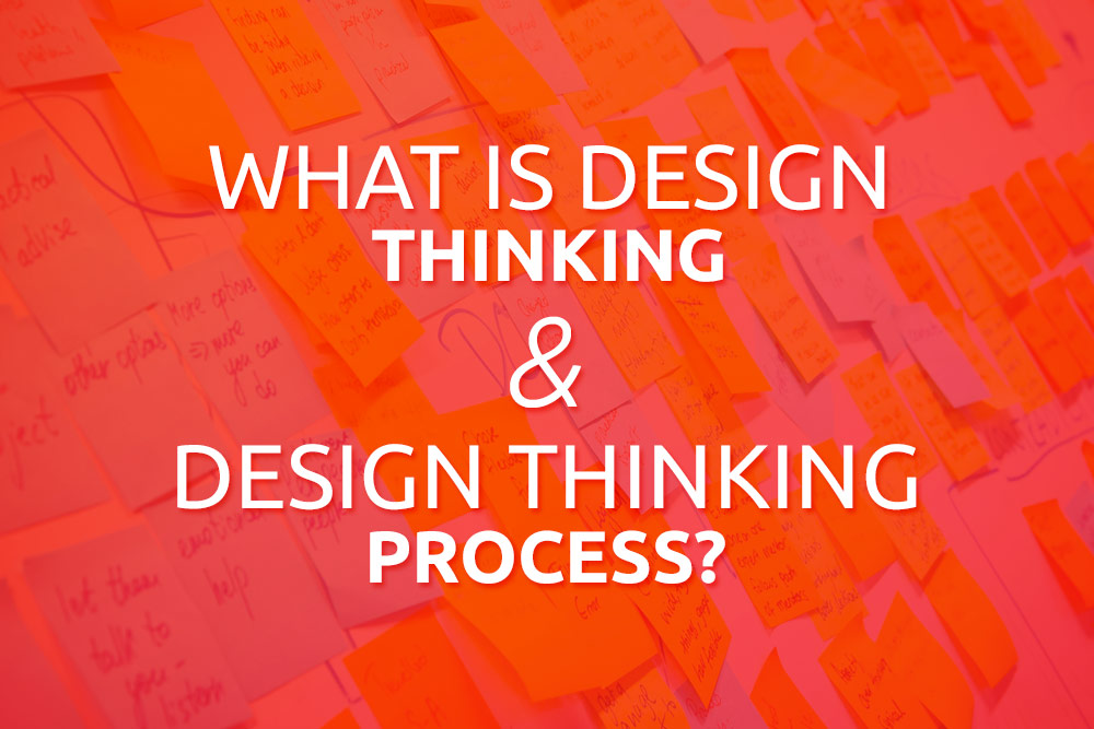 What Is Design Thinking and Design Thinking Process?