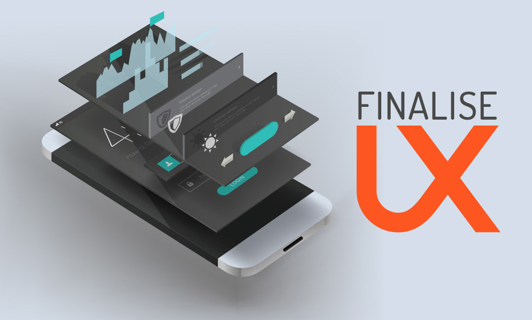 Finalise UX – Seventh Step of UX Strategy From Start To Launch A Product