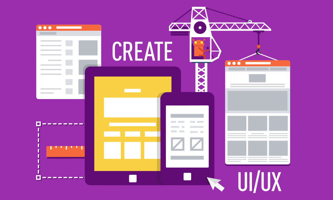 Create UX – Fifth Step of UX Strategy From Start To Launch A Product