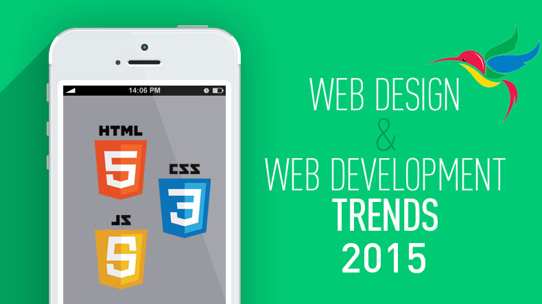 Web Design And Web Development Trends In 2015