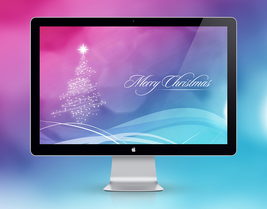 Christmas Wallpapers Designed By Prince Pal