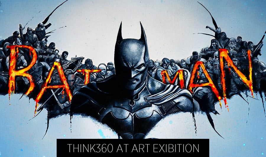 Think 360 Studio At Art College For Talent Hunting & Art Appreciation