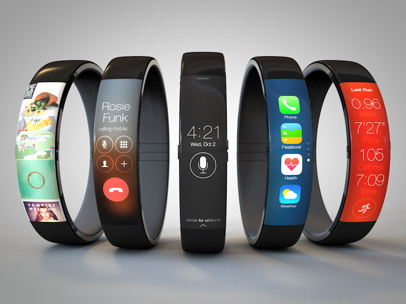 Mind Blowing iWatch Concept By Todd Hamilton