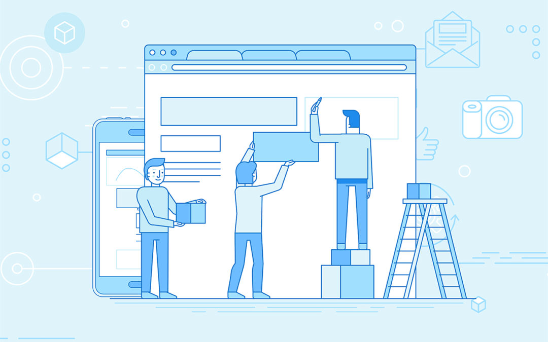 Secret of a successful website – Inforgraphics