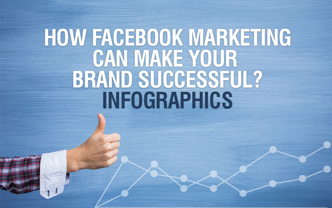 How Facebook Marketing Can Make Your Brand Successful – Infographics