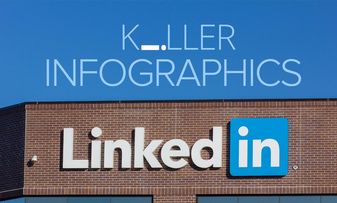 Killer LinkedIN Infographics To Help You To Make An Awesome Profile