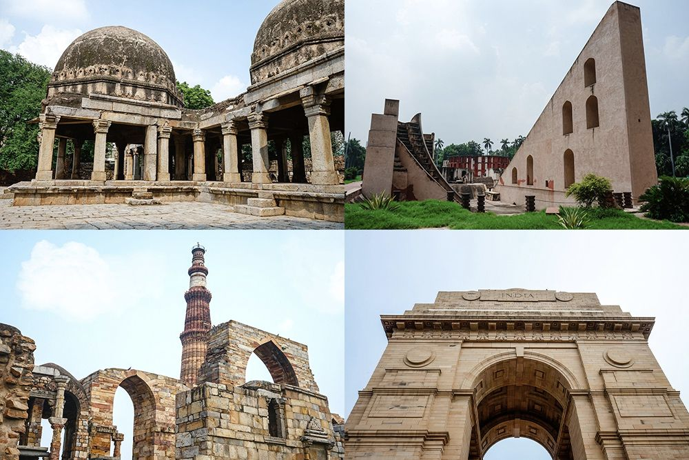 Amazing New Delhi Trip 2019