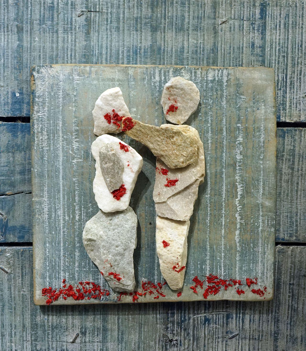 Gurpreet Singh - Pebble Artist