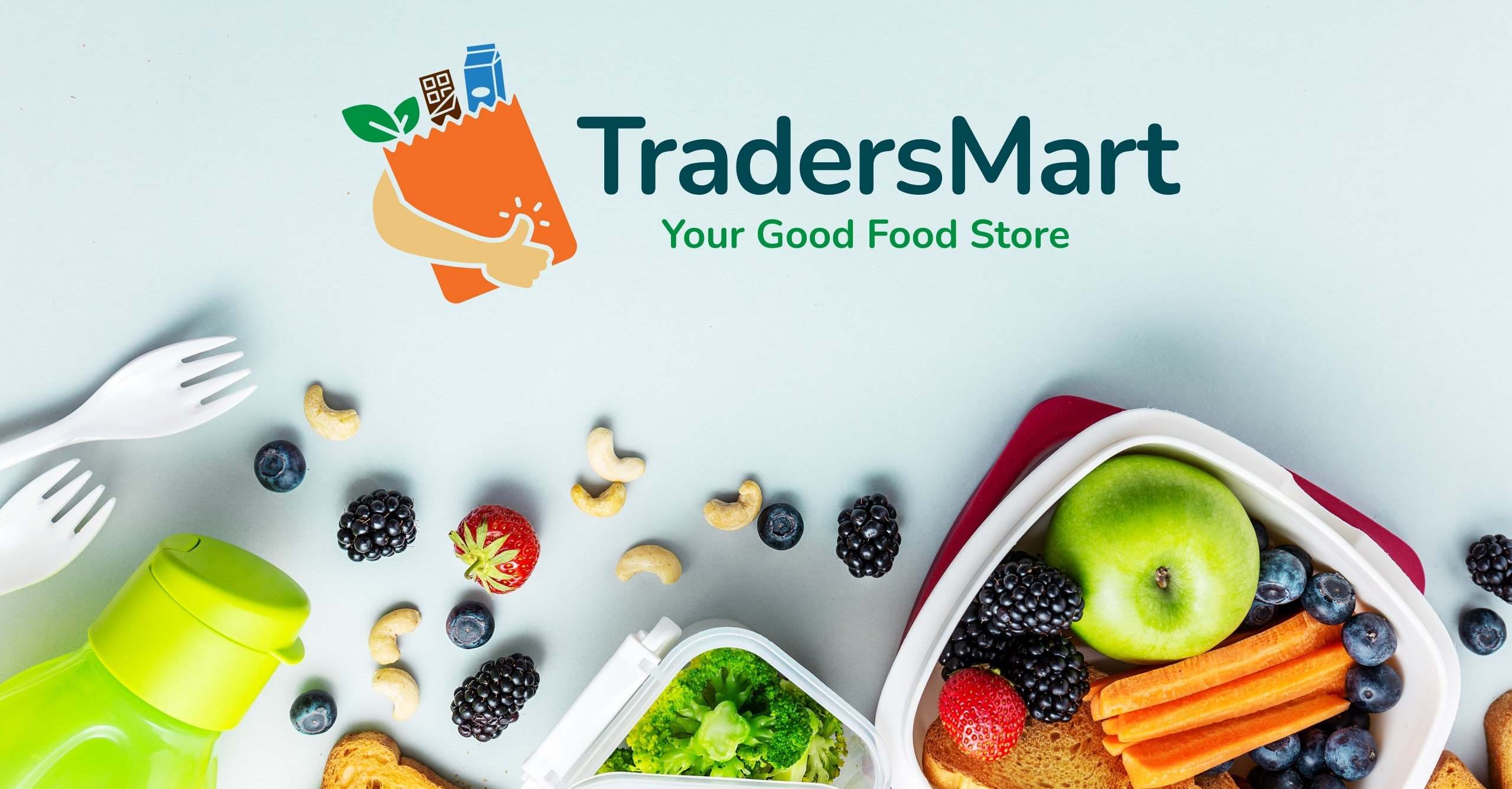 Traders Mart logo