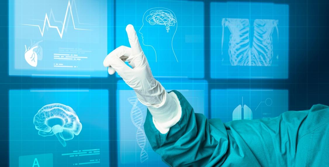Reinventing healthcare through custom UX UI solution